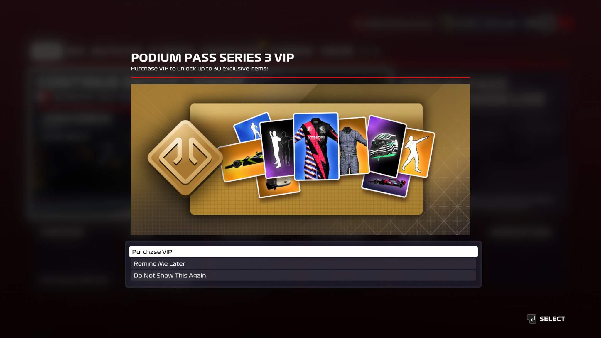 F1 2020 Game Podium Pass Pic