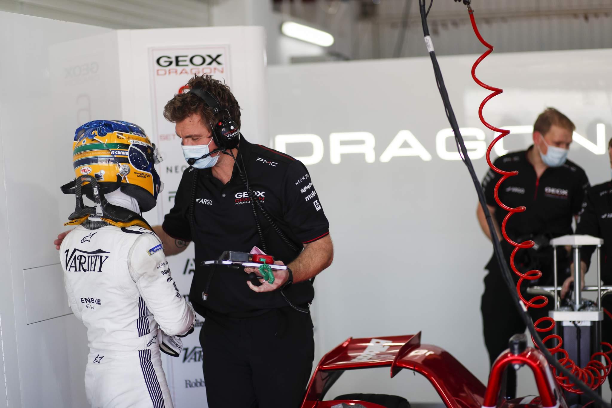 Sergio Sette Camara Dragon Formula E