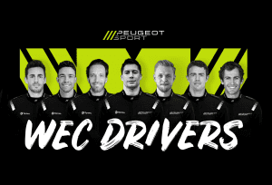 Peugeot Wec Drivers Expanded