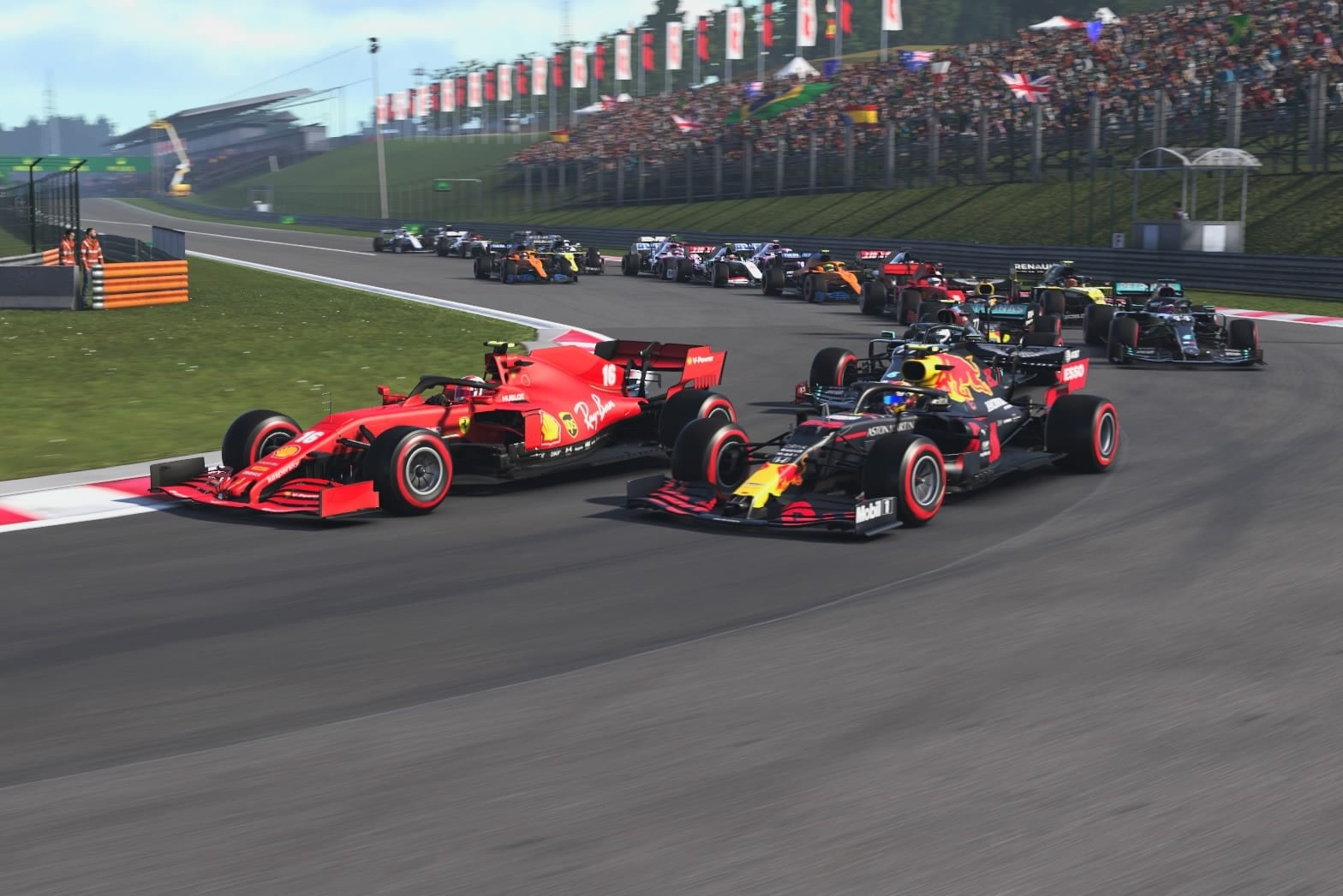 F1 2021 Ea Sports / Ea Confirm Codemasters Takeover Ahead ...