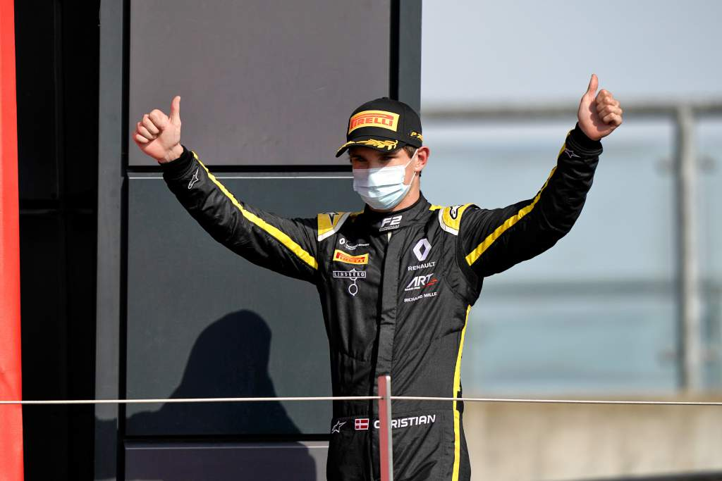 Christian Lundgaard Renault F1