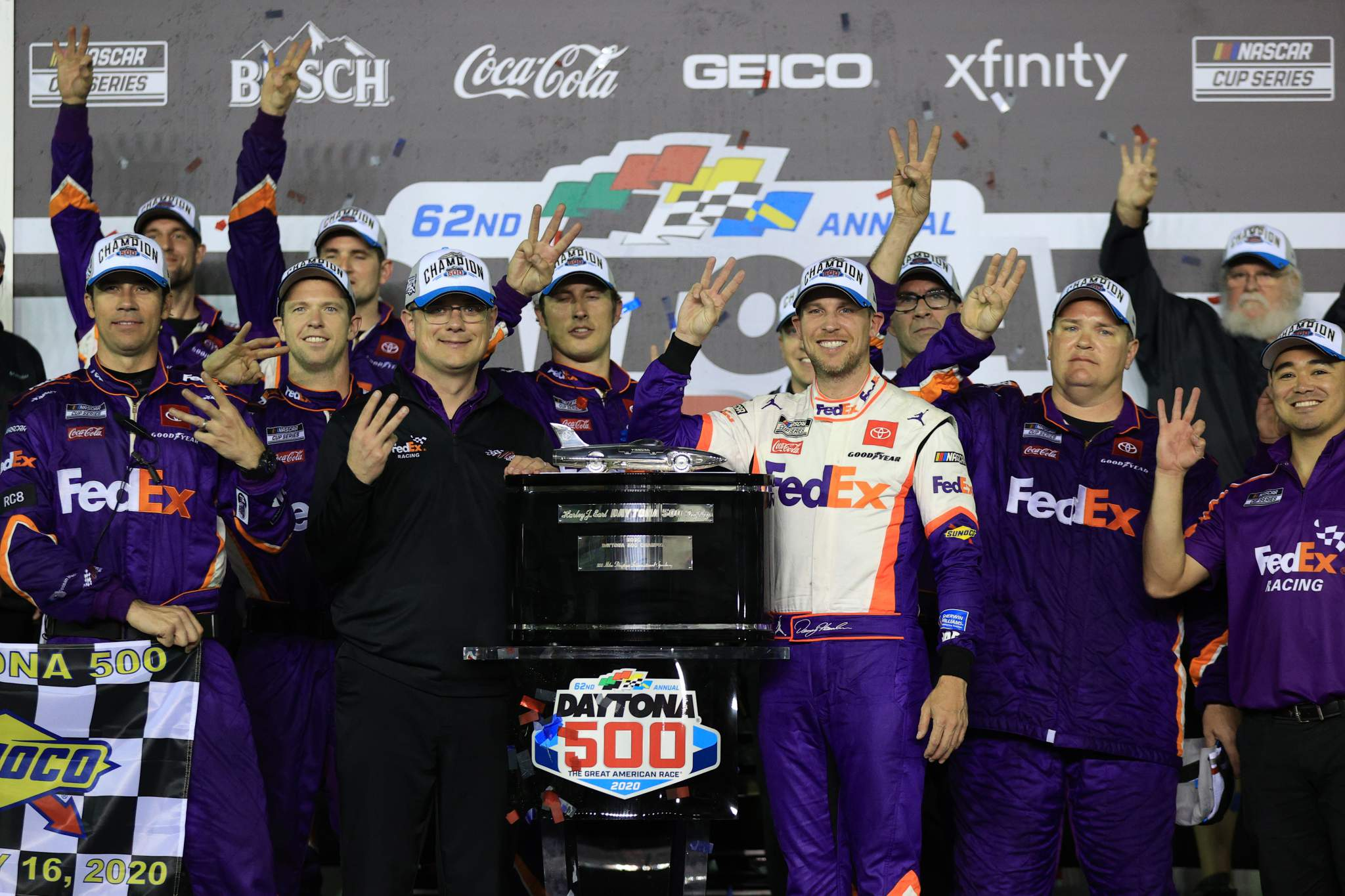 Nascar Cup Series 62nd Annual Daytona 500