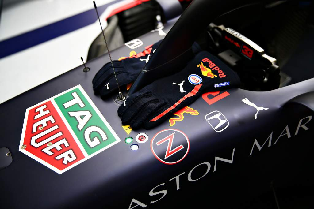 F1 Grand Prix Of Styria Qualifying
