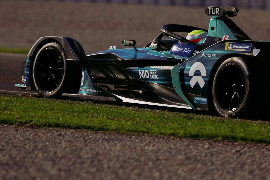 Oliver Turvey NIO333 Valencia Formula E 2020