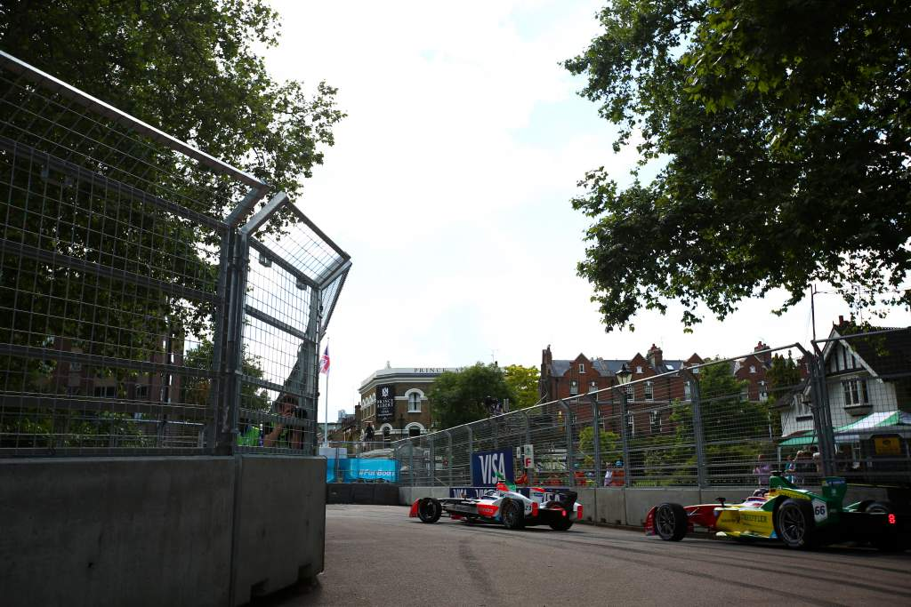 Battersea Formula E 2016