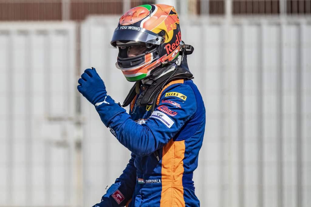 Jehan Daruvala Asian F3