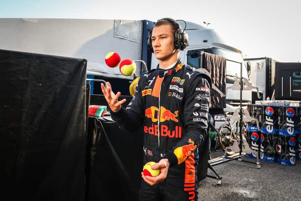Dennis Hauger F3 Hitech GP