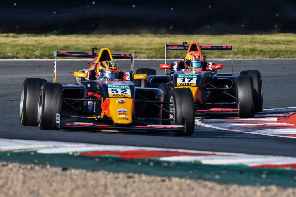 Jak Crawford Jonny Edgar Red Bull F4