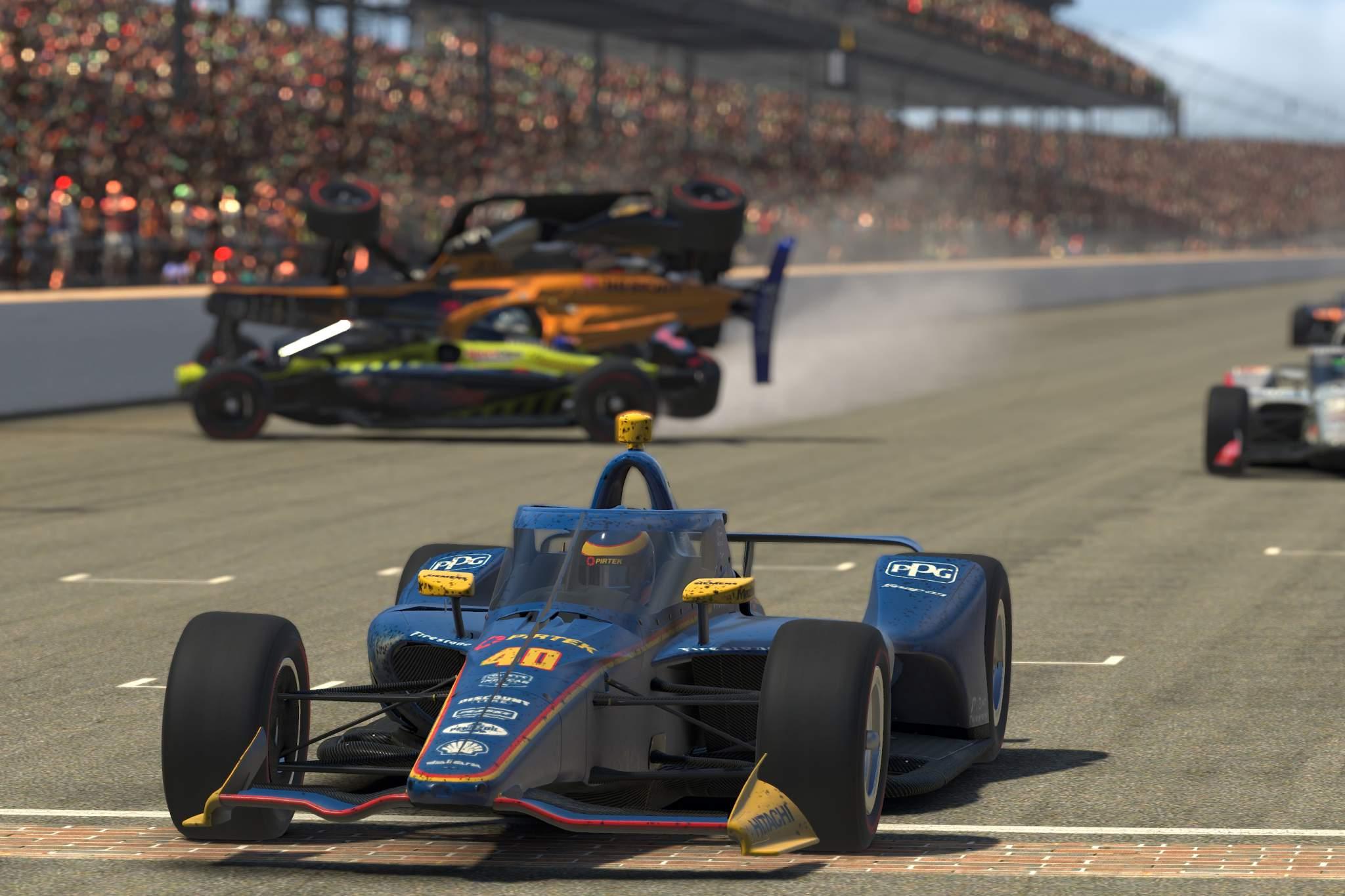Indycar Iracing Challenge First Responder 175