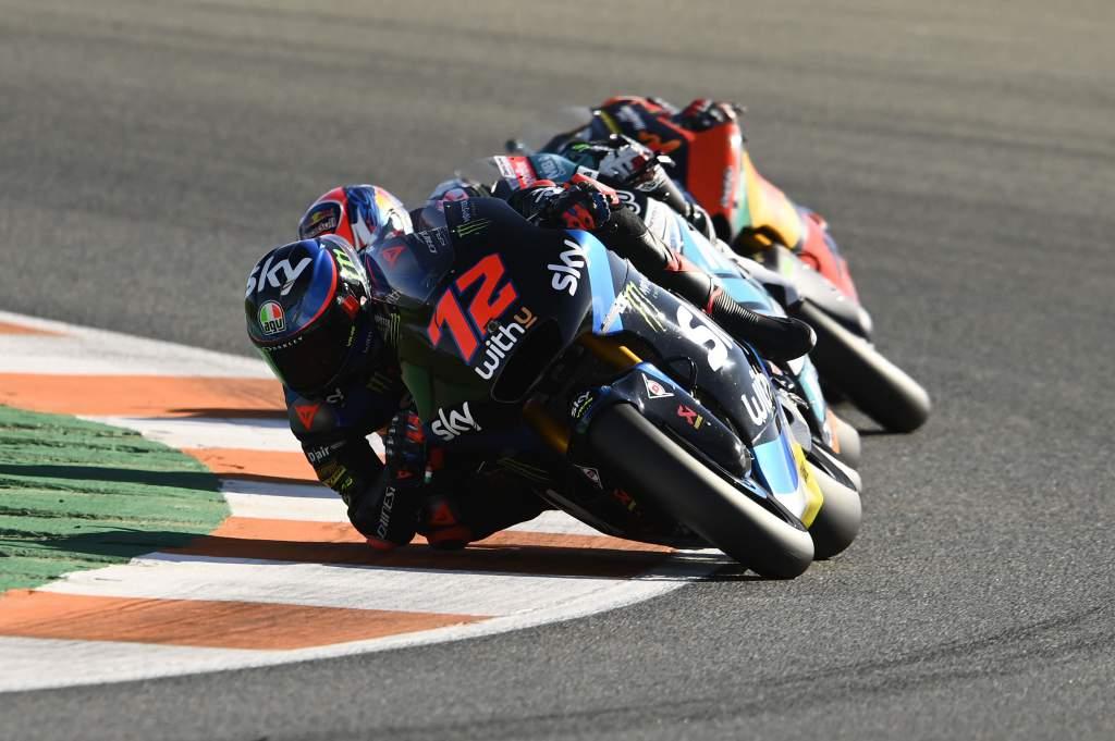 Marco Bezzecchi, Moto2