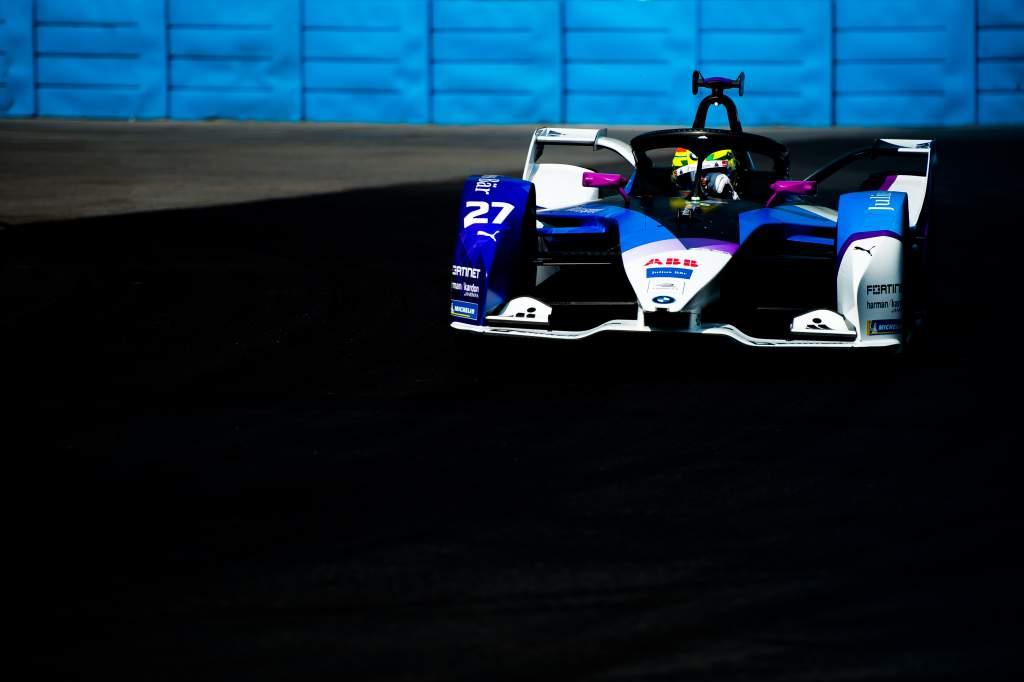 Alexander Sims BMW Formula E Santiago