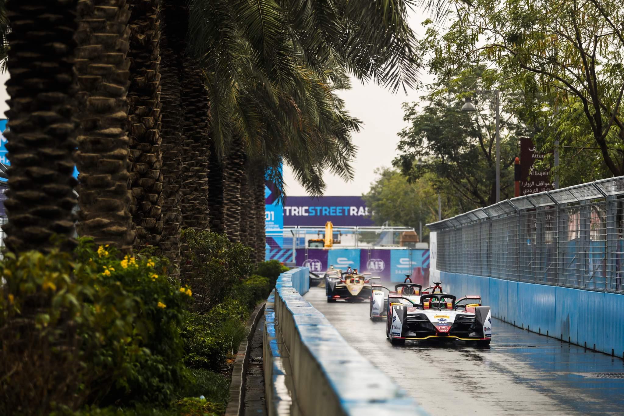 2018 Ad Diriyah E Prix Formula E