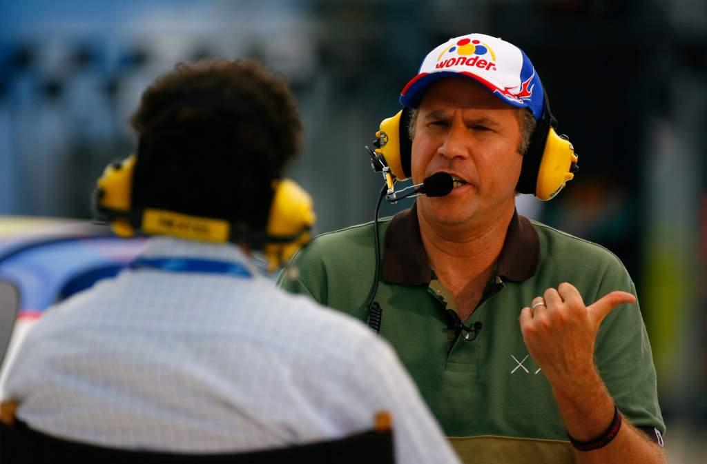 Talladega Nights Will Ferrell NASCAR