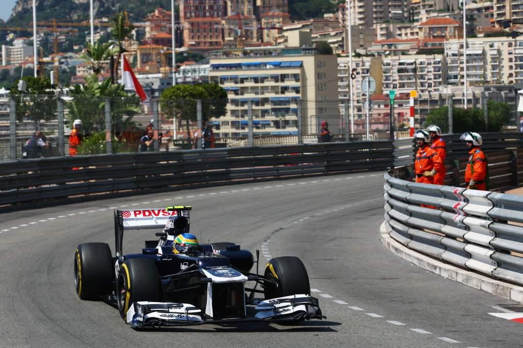 Bruno Senna Williams F1