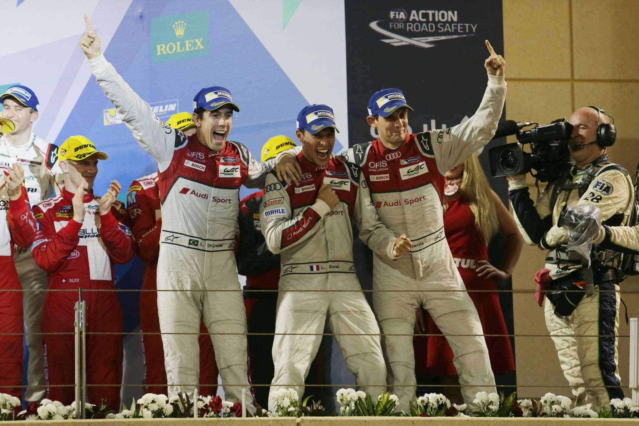 Motor Racing Fia World Endurance Championship Wec Round 9 Sakhir, Bahrain
