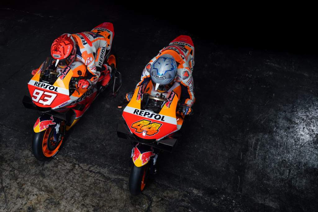 Honda MotoGP launch 2021