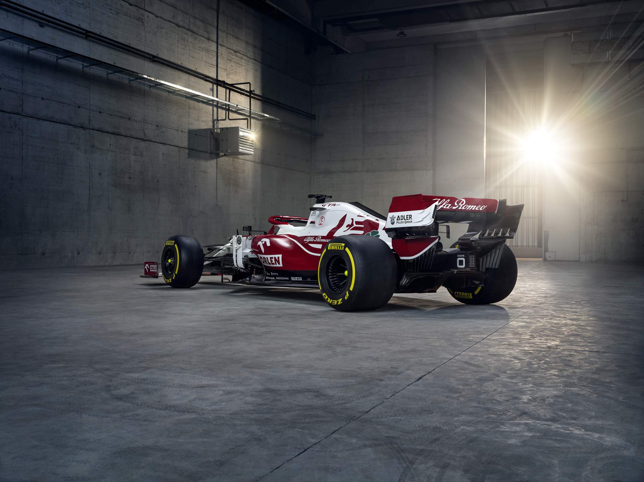 Alfa Romeo F1 2021