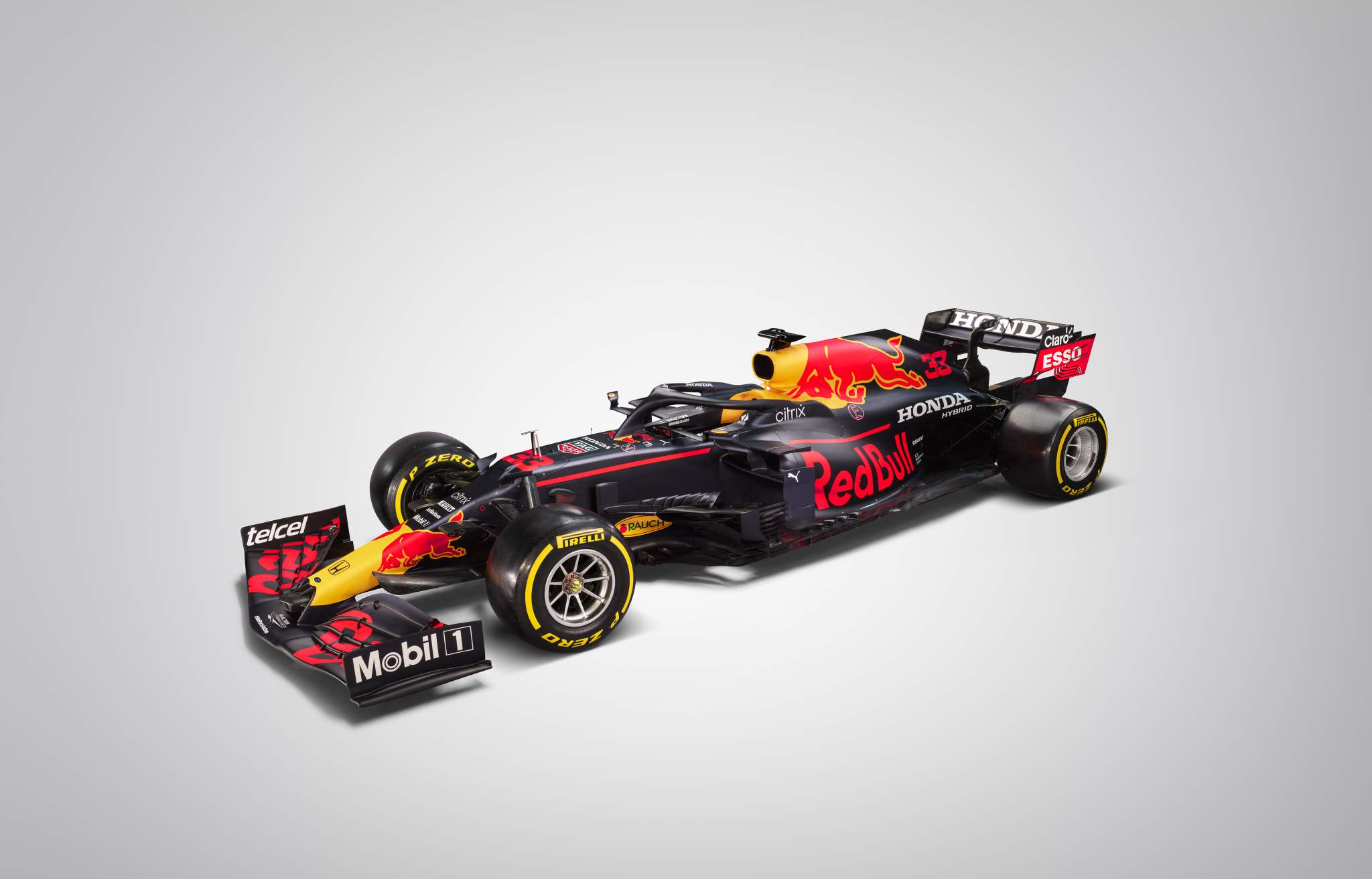 Red Bull RB16B F1
