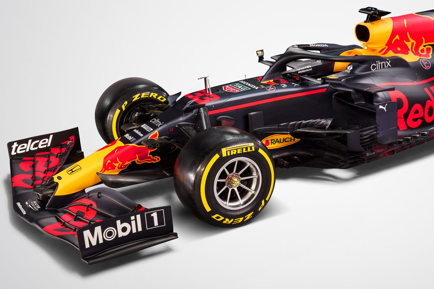 Red Bull RB16B launch