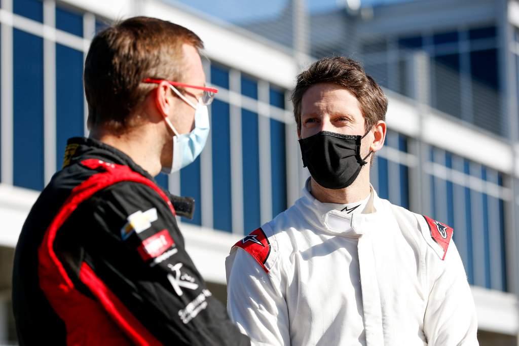 Sebastien Bourdais Romain Grosjean