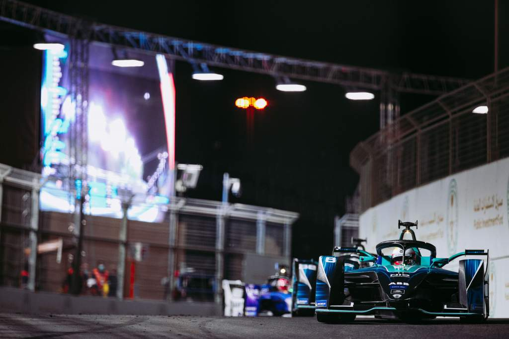 Diriyah Formula E organiser denies VIPs breached COVID rules - The Race