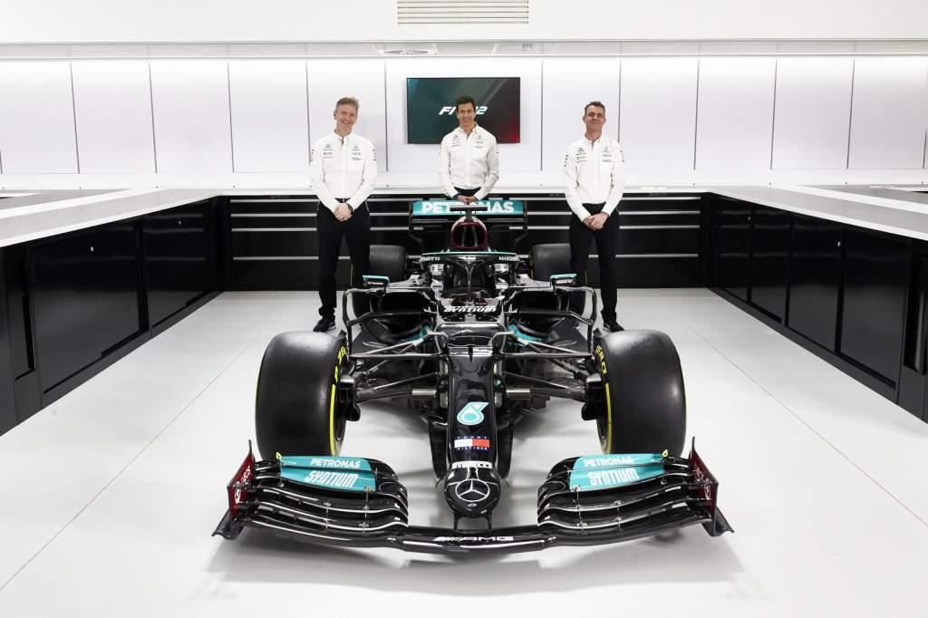 Mercedes Amg F1 W12 E Performance Launch