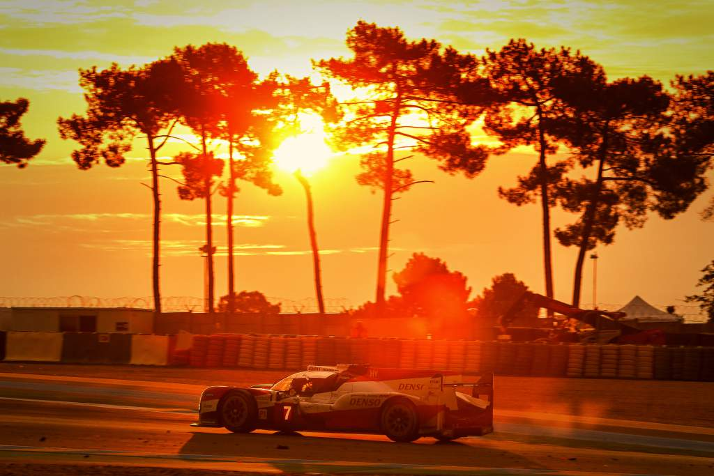 Le Mans 24 Hours rescheduled to August - The Race