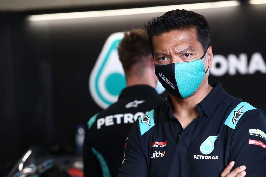 [外體報導] Petronas將抽銀SRT YAMAHA MOTOGP TEAM4180