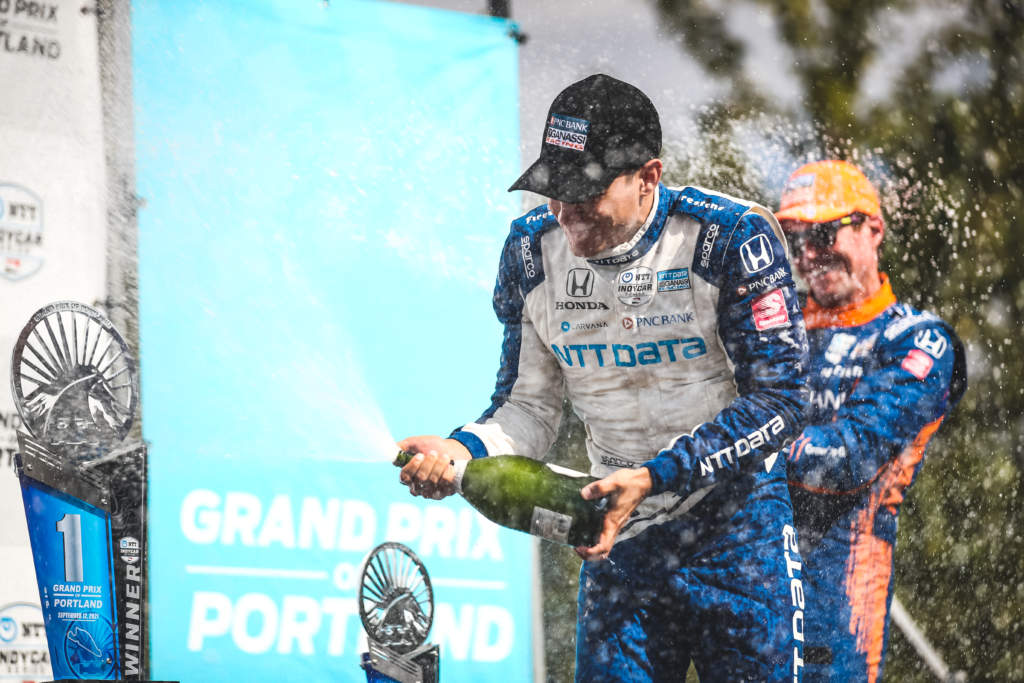 Scott Dixon Alex Palou Ganassi IndyCar