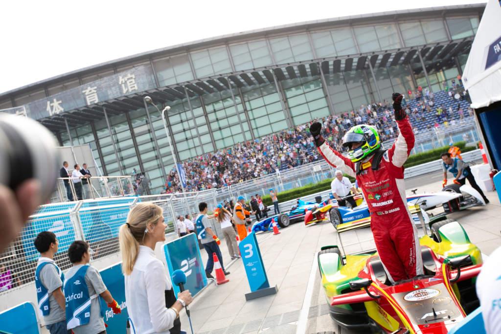Lucas di Grassi Abt wins Beijing Formula E 2014